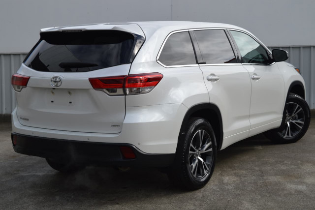 2018 Toyota Kluger GX 21 of 26