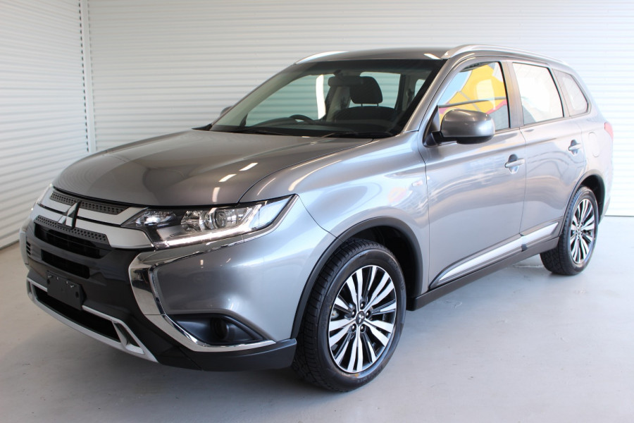 2018 MY19 Mitsubishi Outlander ZL ES Suv