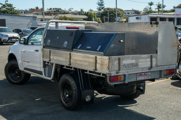 2014 Holden Colorado RG MY14 DX Cab chassis Image 3