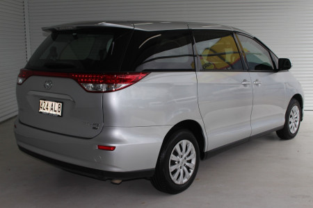 2015 MY13 Toyota Tarago ACR50R MY13 GLI Wagon Image 2