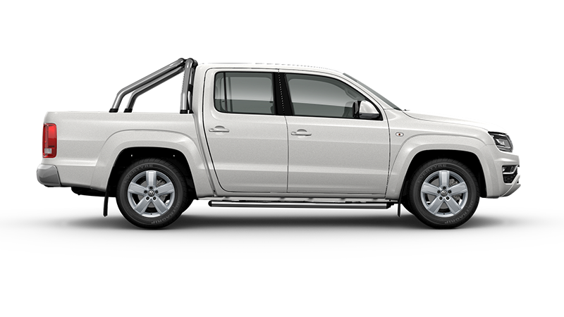 Amarok V6 Highline 4x4 Dual Cab TDI550 8 Speed Auto