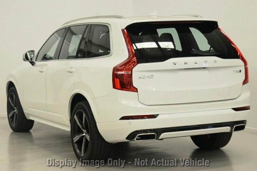 2018 MY19 Volvo XC90 L Series D5 Geartronic AWD R-Design Suv Mobile Image 2