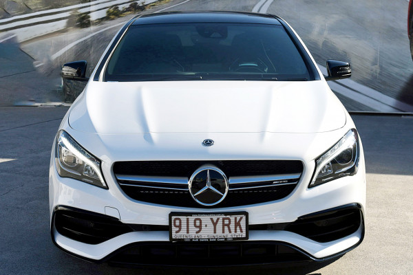 2018 MY09 Mercedes-Benz Cla45 X117 809MY AMG Wagon Image 3