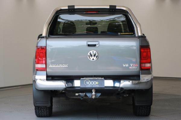 2017 Volkswagen Amarok 2H MY17 TDI550 Utility Image 4