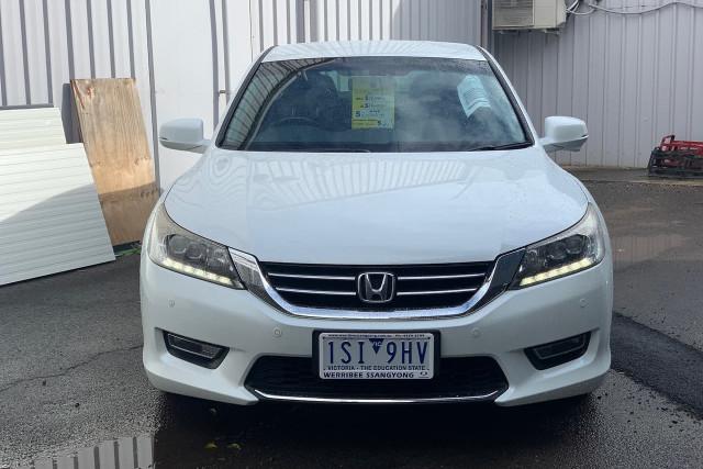 2013 Honda Accord VTi-S