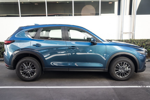 2018 Mazda CX-5 KF Touring Suv Image 5