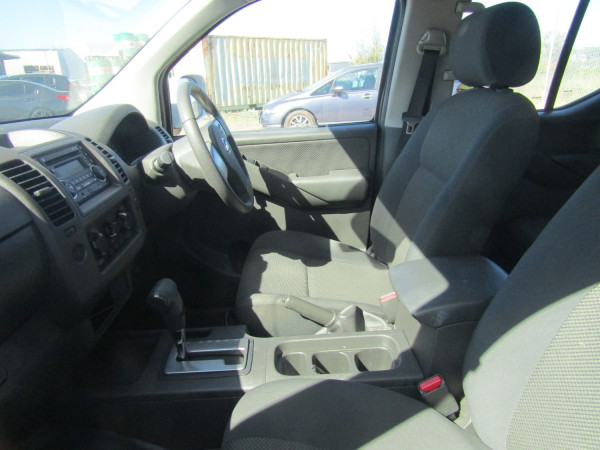 2013 MY12 Nissan Navara D40 S7 MY12 RX Utility