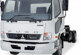 Fuso FK62FLY1RFAC cab chassis Fighter