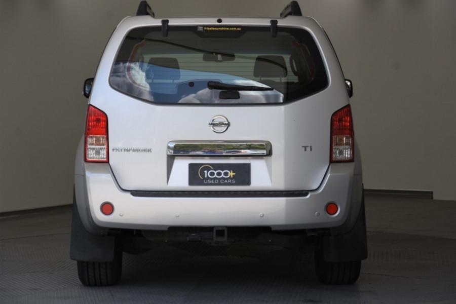 2007 Nissan Pathfinder R51 MY07 Ti Suv