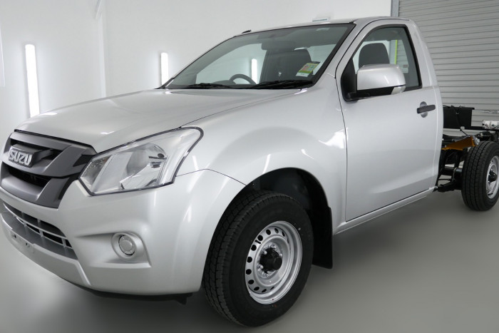 2020 MY19 Isuzu UTE D-MAX SX Single Cab Chassis Low-Ride 4x2  Single cab Image 11