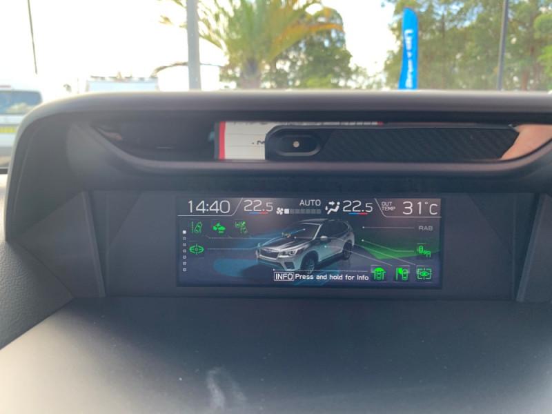 2018 MY19 Subaru Forester S5 2.5i-L Awd wagon