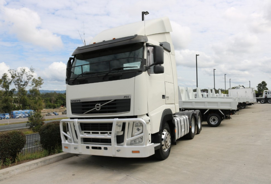 2012 Volvo FH CHEAP PRIME MOVER USED BARGAIN Prime mover