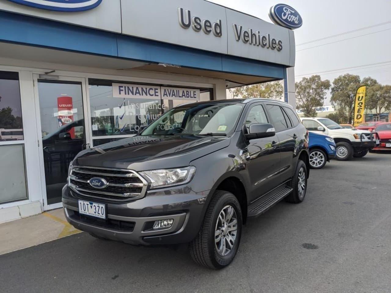 2019 Ford Everest UA II 2019.00MY TREND Suv