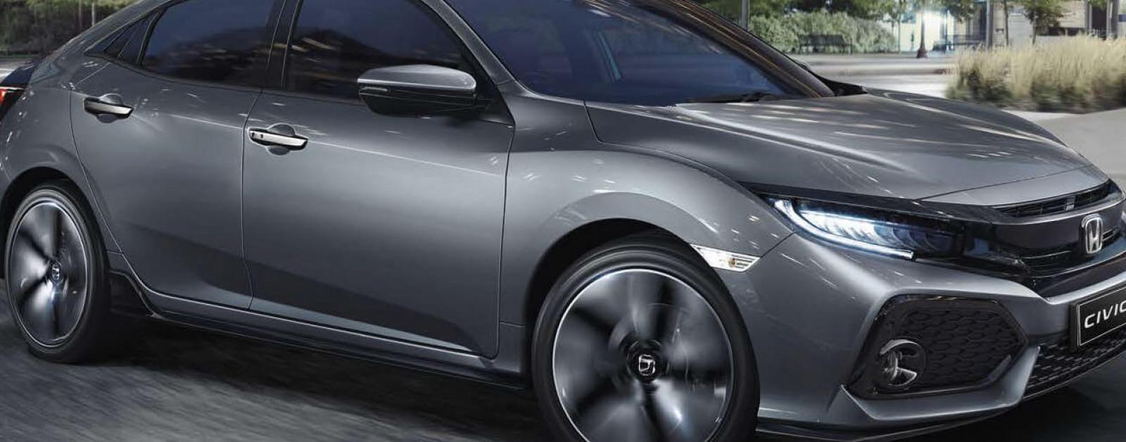 New Honda Civic Hatch For Sale In Brisbane Austral Honda