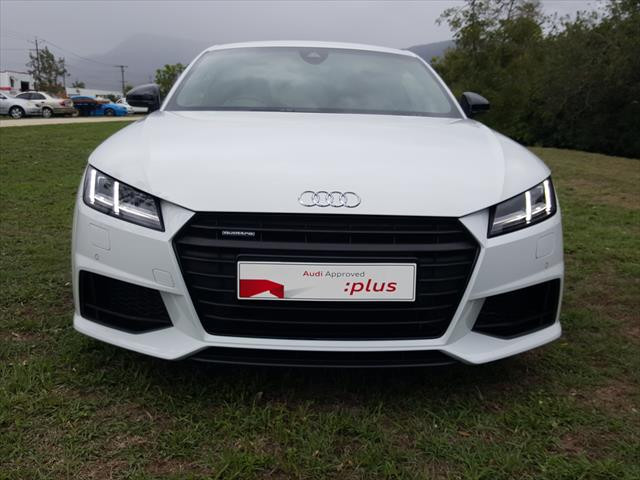 Audi Tt Coupe S Line FV  S