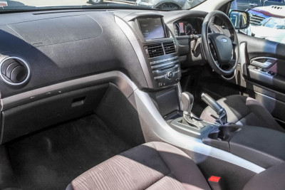 2016 Ford Territory SZ MkII TX Wagon