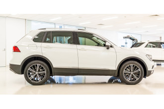 2017 MY18 Volkswagen Tiguan 5N Adventure Suv Image 3