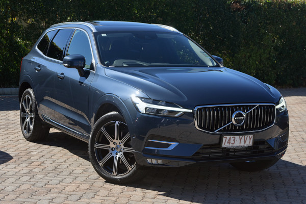 2019 Volvo XC60 T5 Inscription 2.0LT/P 187kW 8Spd AT Suv