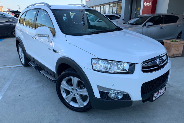 2013 Holden Captiva 7