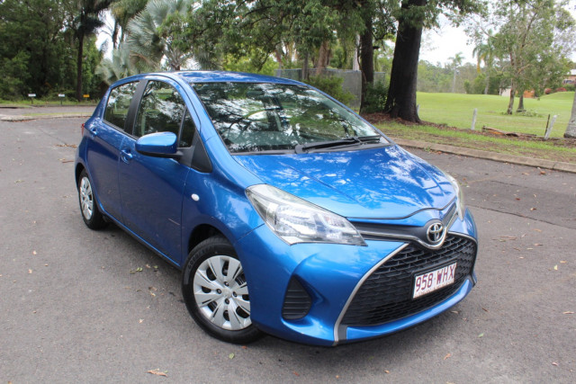 2014 Toyota Yaris NCP130R Ascent Hatchback Image 2