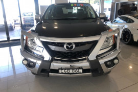 2012 Mazda BT-50 UP0YF1 XTR Utility Image 2