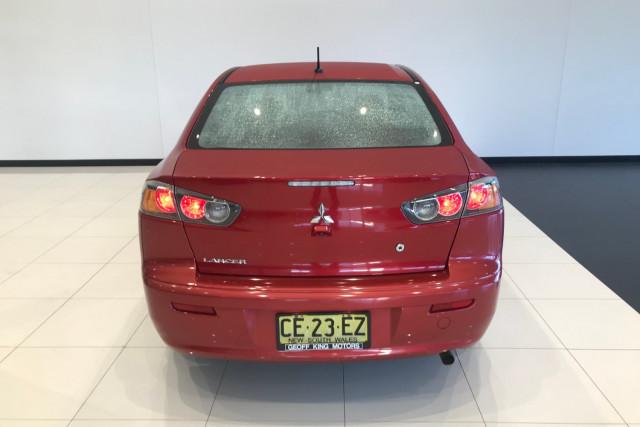 2015 Mitsubishi Lancer CJ LS Sedan Image 5