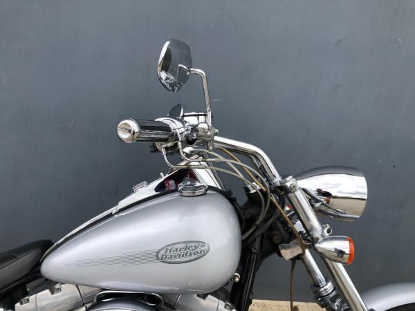2002 Harley Davidson Softail FXST Standard Motorcycle