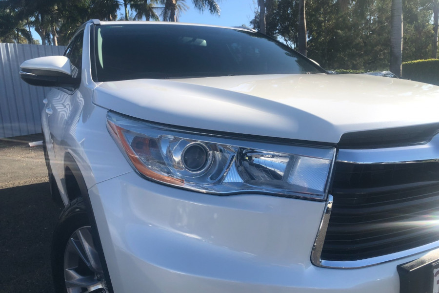 2015 Toyota Kluger GXL Image 2