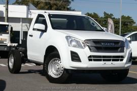 Isuzu UTE D-MAX SX Single Cab Chassis High-Ride 4x2 IO
