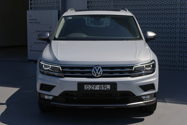 2018 Volkswagen Tiguan 5N MY18 132TSI Suv Image 3