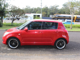 2010 Suzuki Swift RS 5dr Hatchback