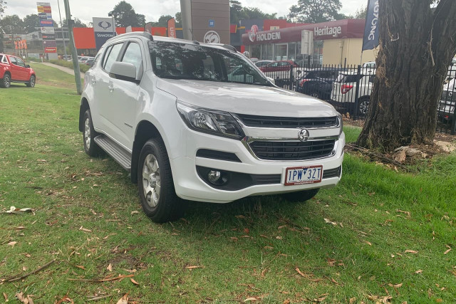 2019 Holden Trailblazer LT