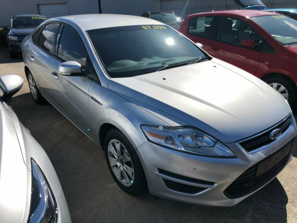 2011 Ford Mondeo MC LX TDCi Hatchback