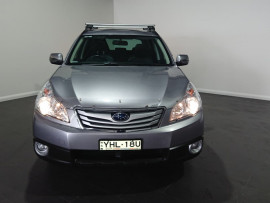 Subaru Outback 2.5i Premium B5A