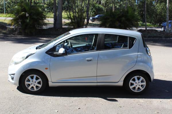 2011 Holden Barina Spark MJ  CD Hatchback Image 5