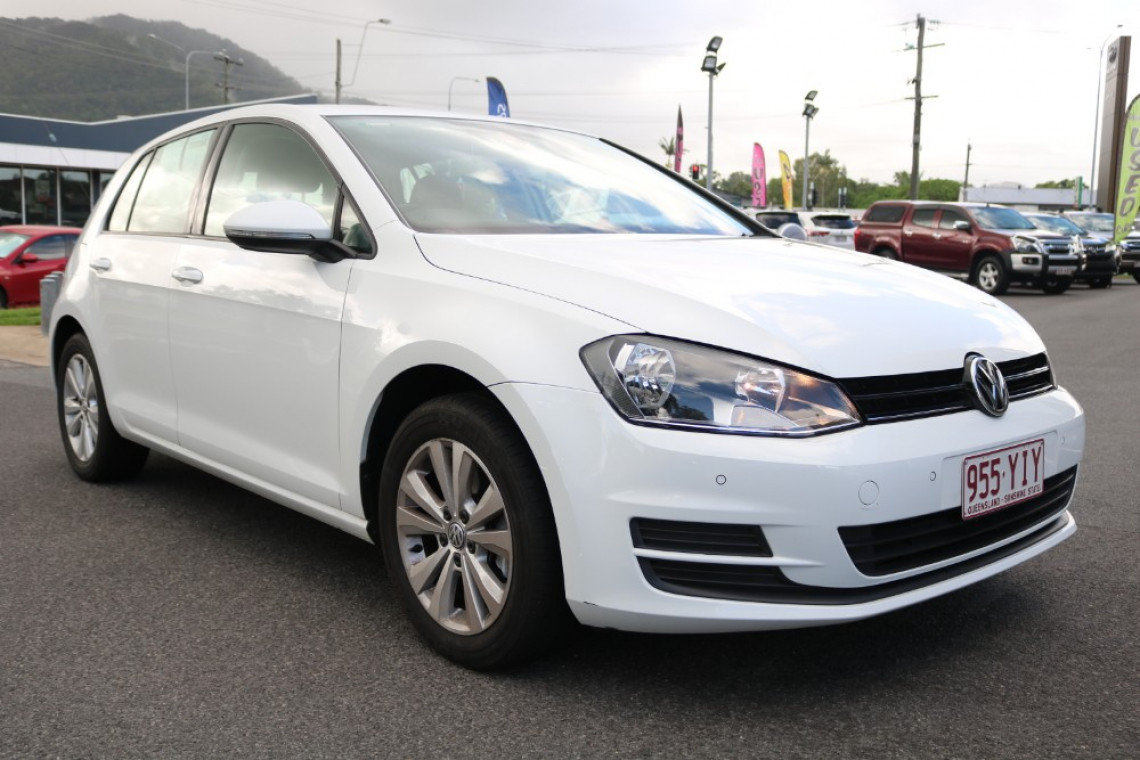 2013 MY14 Volkswagen Golf 7 90TSI Hatchback