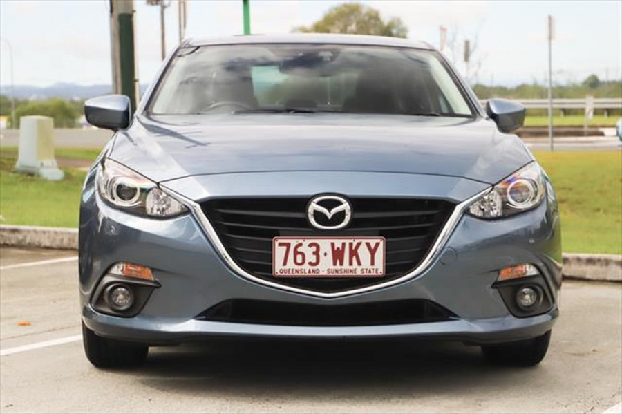 2016 Mazda 3 BM Series Touring Sedan Image 7