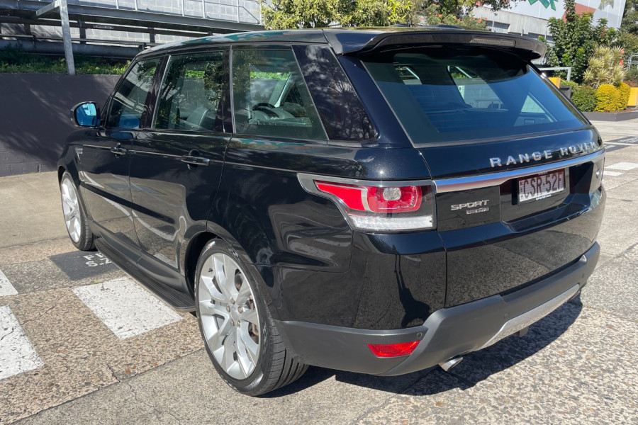 2014 Land Rover Range Rover Spo HSE