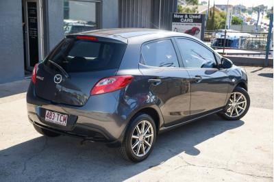 2013 Mazda 2 DE Series 2 MY13 Neo Hatchback Image 5