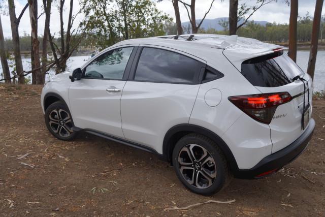 2020 MY21 Honda HR-V VTi-LX Suv Image 5