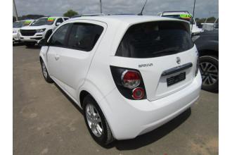 2014 Holden Barina TM MY14 CD Hatchback Image 3