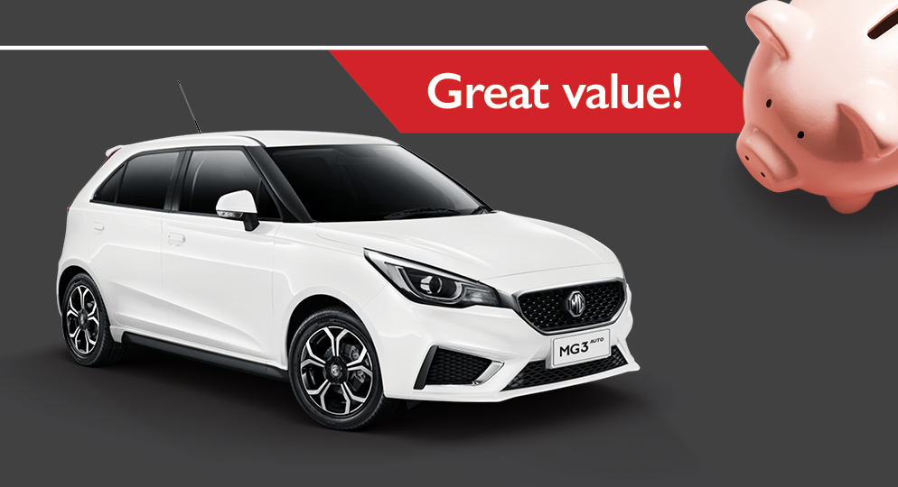 MG3 Auto Excite special