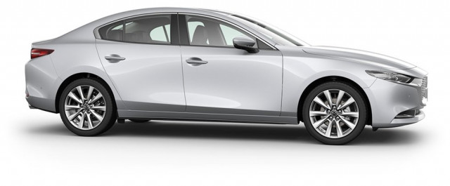 2020 Mazda 3 BP G25 Astina Sedan Sedan Mobile Image 9
