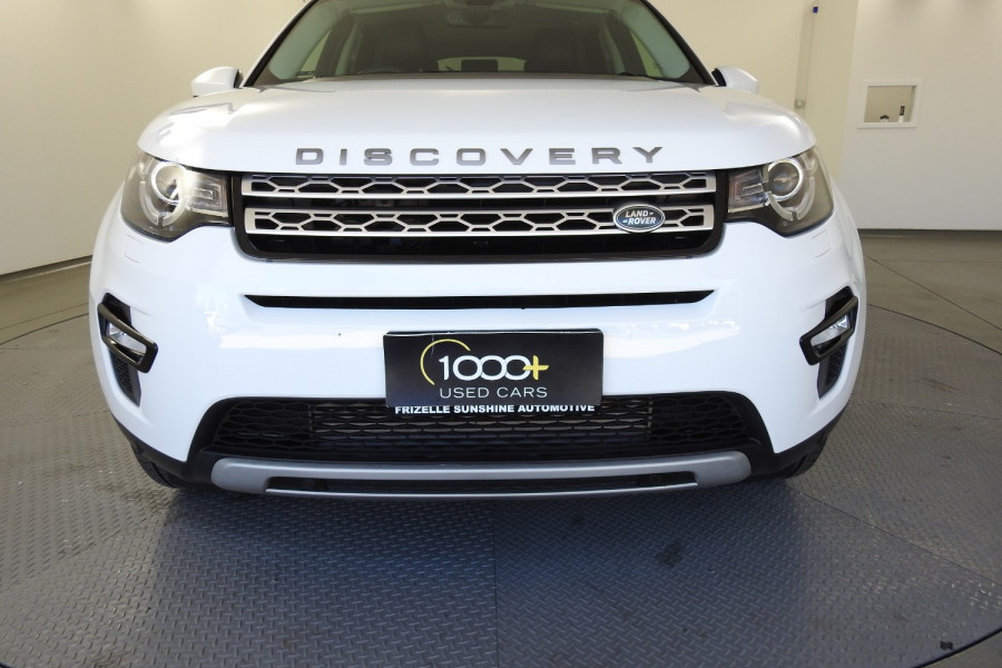 2016 MY16.5 Land Rover Discovery Sport L550 16.5MY SD4 Suv Image 11