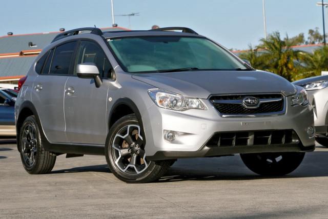 2012 Subaru Xv G4X MY12 2.0i-L Suv Image 1