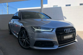 Audi A6 2.0 TFSI Quattro Black Edition 4GL MY18