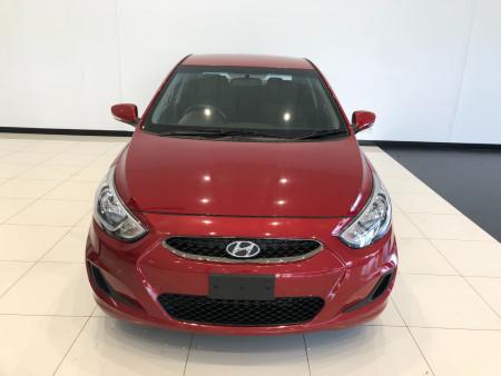2018 Hyundai Accent RB6 Sport Sedan Image 3