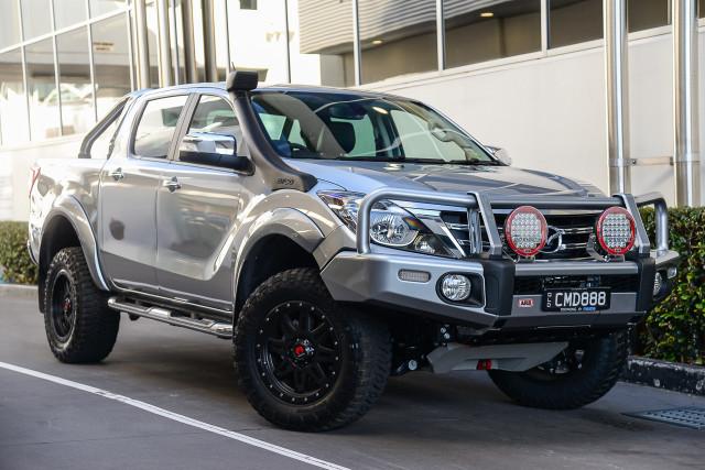 Demo 2019 Mazda Bt 50 10485520 Brisbane Toowong Mazda