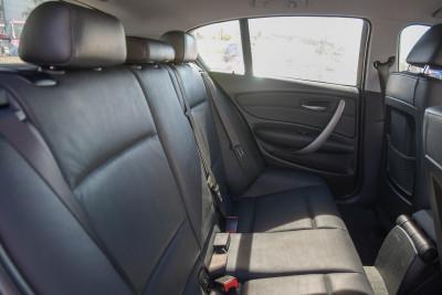 2009 BMW 1 Series E87 MY09 118i Hatchback