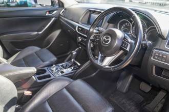 2017 Mazda CX-5 KF Series Maxx Sport Suv Image 5